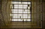 The atrium soars 150 feet. Photo: Matteo Vinati