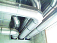 duct penetrating